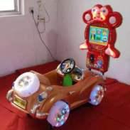 兰州白银儿童游乐园3D游戏摇摇车图片