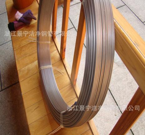 厂家直销美标材质精密冷拔超长不锈钢无缝盘管Φ4-25mm 欢迎垂询
