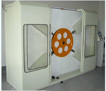 Delta自动扶梯滚轮寿命试验台