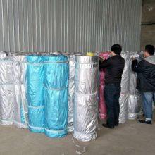 镀铝膜复合车衣布工厂直供可定制多种车衣布料3D立体方格铝膜防水防晒电动车车衣料批发