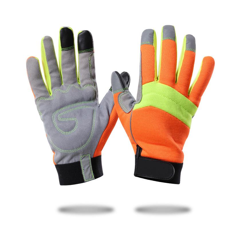 亚马逊新款摩托车手套男女冬季加绒手套 亚马逊摩托车手套男女冬季加绒手套