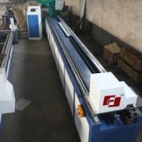 供应北京宏丰达风管生产线,冲床式角钢法兰生产线,角钢法兰机
