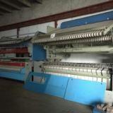 二手自动床单熨平机北京洗涤厂用二手三辊床单烫平机