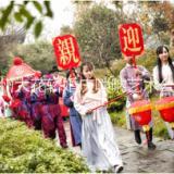 供应杭州中式婚庆花轿马匹出租