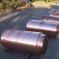 铜锭电力机械用高纯度紫铜锭厂家 铜锭