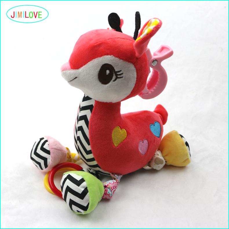 广东毛绒玩具厂婴儿玩具音乐床挂销售