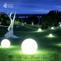 海粒子led发光球太阳能灯设计制造