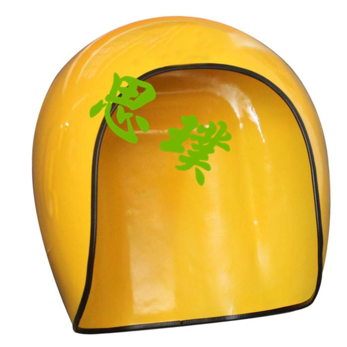 思璞玻璃钢电话机防护罩
