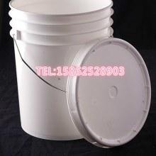供应全新PP 20L美式塑料桶 20公斤美式20L升大口美式桶 美式桶20L