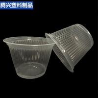 一次性塑料碗透明小碗臭豆腐烤冷面小吃碗打包碗16安汤碗快餐汤碗、冷面小吃碗打包碗厂家直销