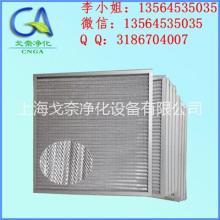深圳戈奈品牌生产 全金属网可清洗过滤器 初效空气过滤网