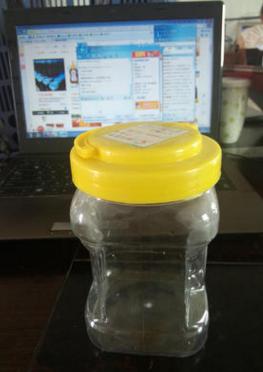 厂家直销 PET1000g蜂蜜瓶 巧克力瓶