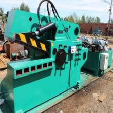 160T/1米刀口鳄鱼式剪刀机 160吨剪铁机价格 废钢剪断机