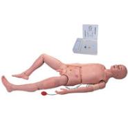 心肺复苏培训模拟人 急救训练模拟图片
