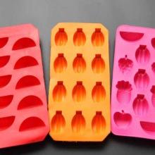 【模具制造】方形手工雪糕冰格模具厨房工具 硅胶模 注塑模具 冰格安全环保TPR冰格模具批发