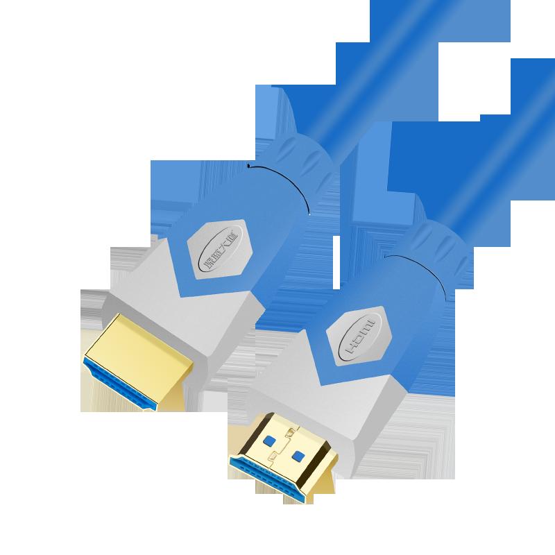 深蓝大道HDMI高清线 H306 电脑电视连接线