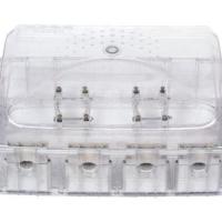 变压器半透明防护罩 变压器透明防护罩|透明变压器防护罩