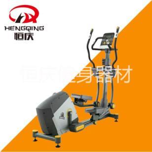健身椭圆机 商用运动力量器材家用健身房工作室自发电 椭圆健身车