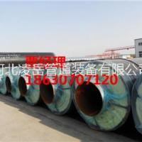 大口径钢套钢蒸汽保温管厂家