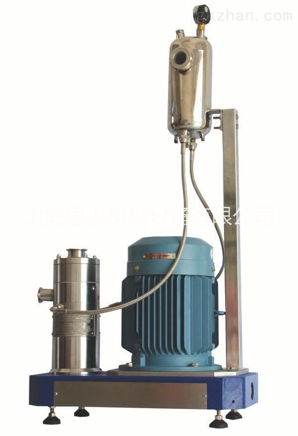 厂家直供 上海GMD2000护发素乳化机