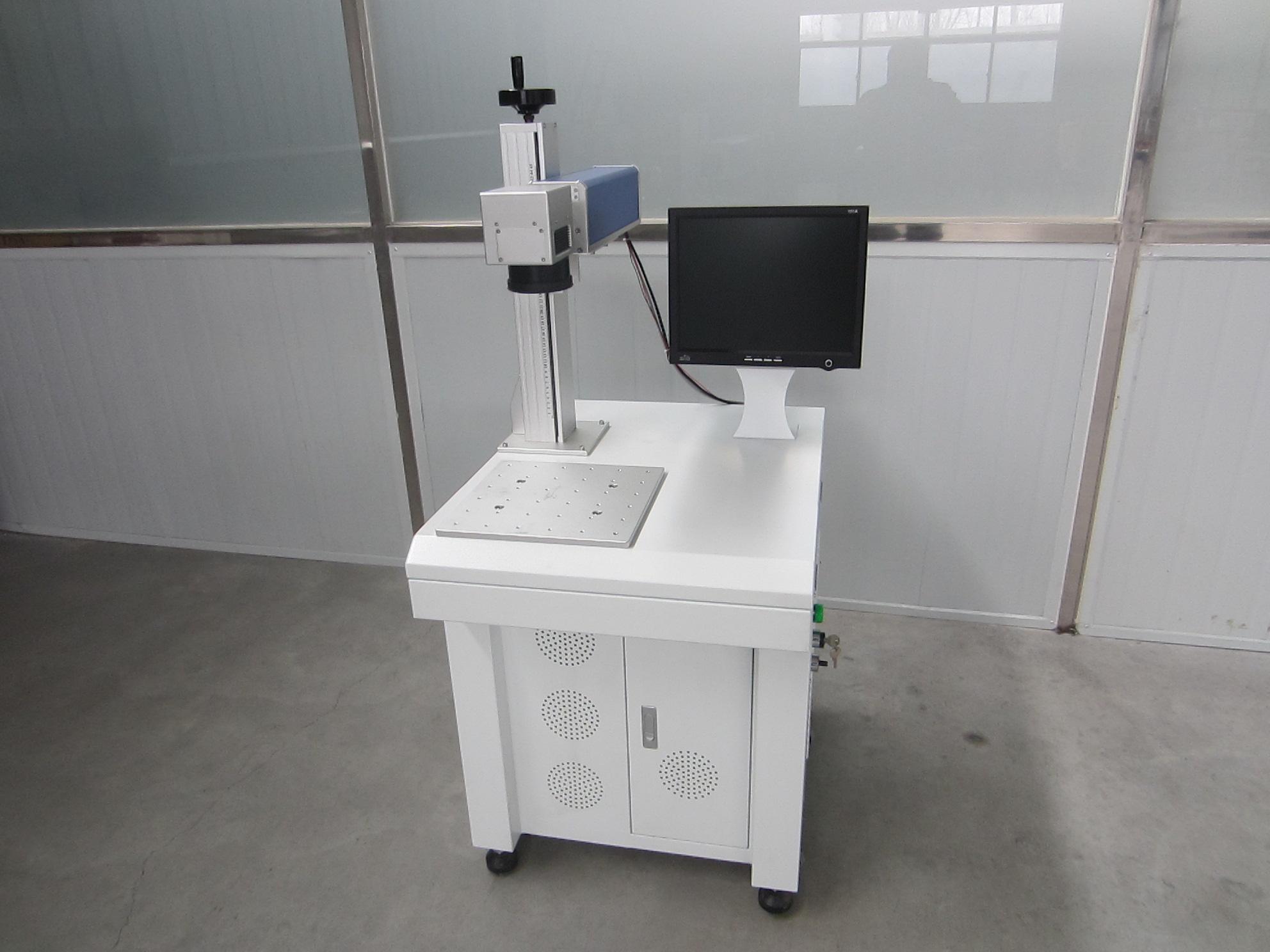 柜式光纤激光打标机工作原理精准_品质为先