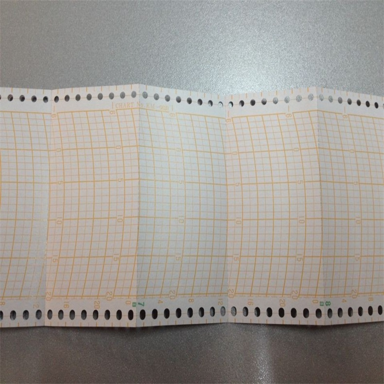 深圳三洋低温冰箱记录纸 药品保存冰箱打印纸电话 温度圆图记录纸