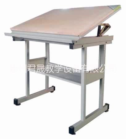 热销款全钢制固定式实用绘图桌 固定式绘图桌 固定式制图桌 绘图桌 制图桌  钢制绘图桌