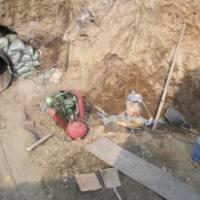 供应天津市武清区热力管道定向钻顶管,低价承接各种管道非开挖定向钻顶管穿越施工