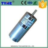 永磁25MM中心直流减速电机
