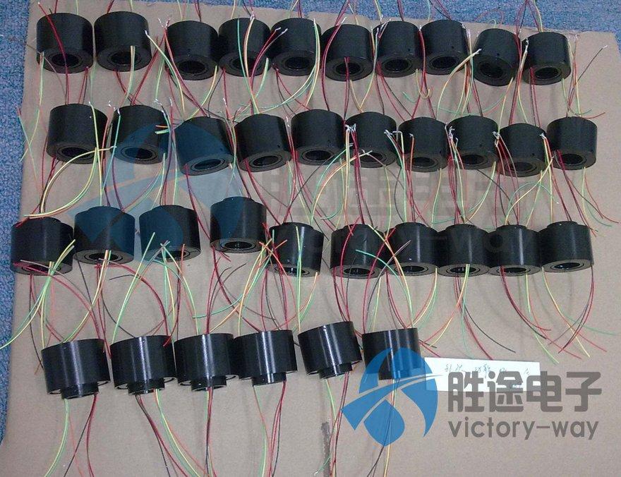 胜途电子-导电滑环生产厂家 滑环批发 滑环批发价格低