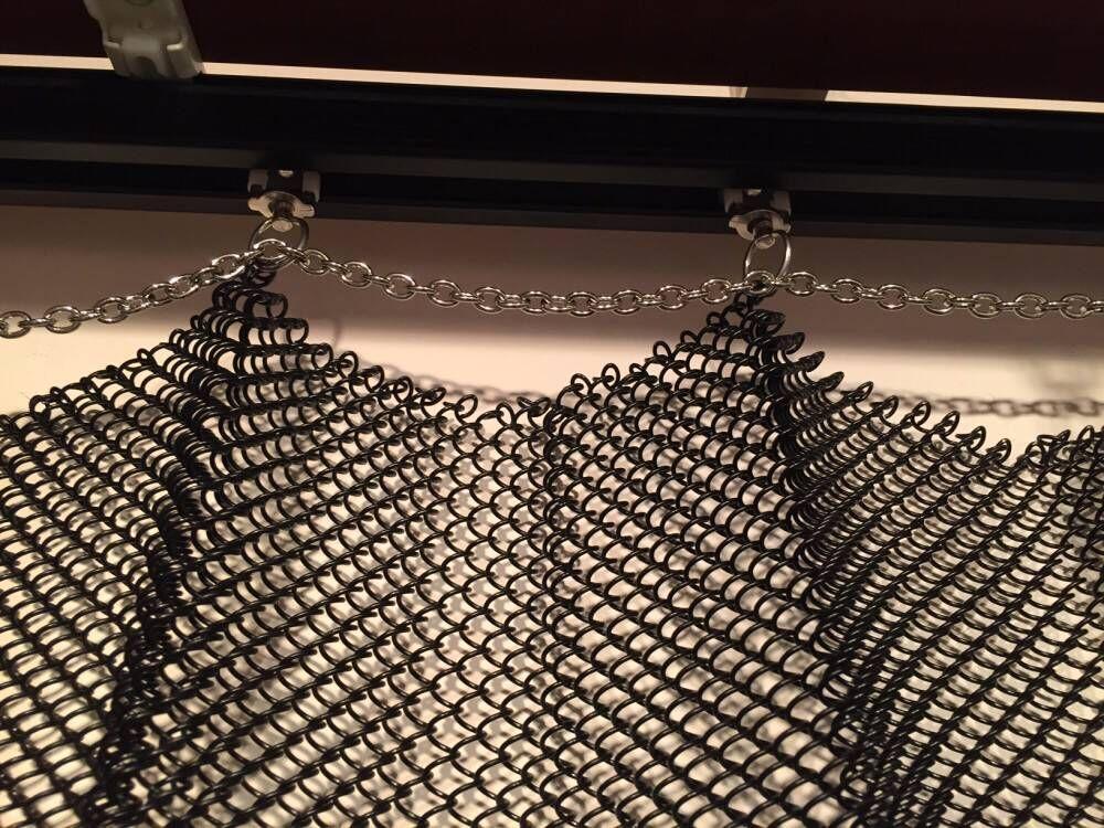 金属网帘销售