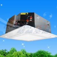 格林空调卡式风机盘管 吸顶嵌入式一拖一中央空调