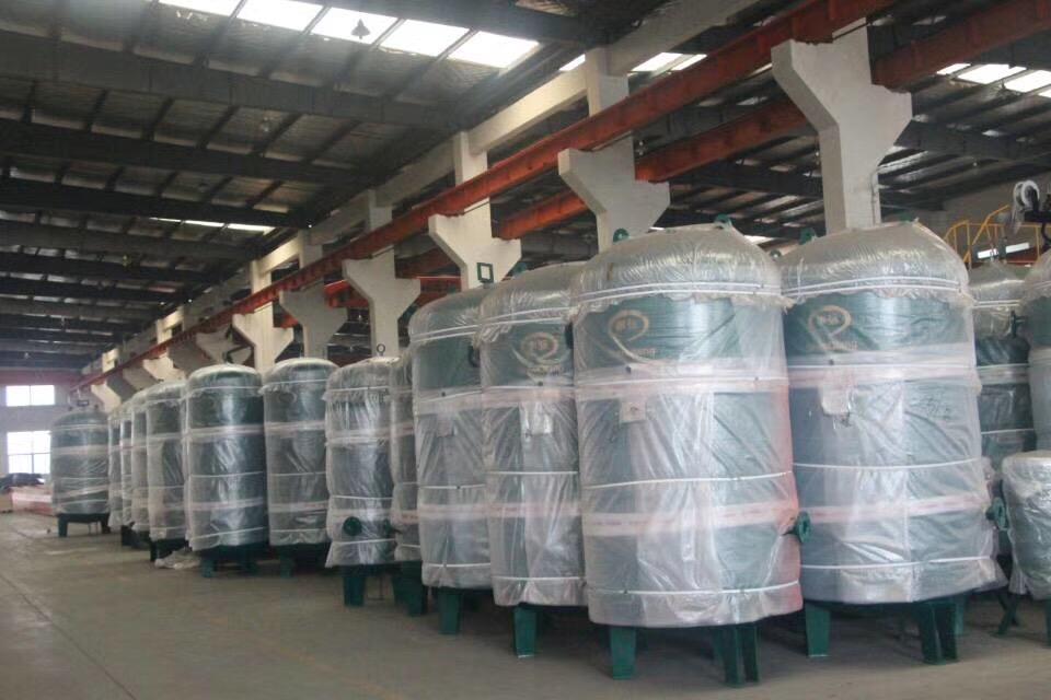 2m³储气罐,厂价销售批发碳钢/不锈钢0.3立方-8立方储气罐,8公斤-25公斤高低压储气罐