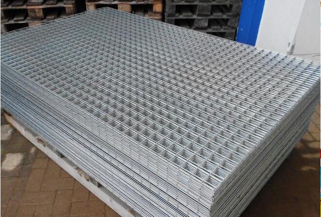 【 电焊网片】  不锈钢网片、黑铁丝网片、镀锌铁丝网片