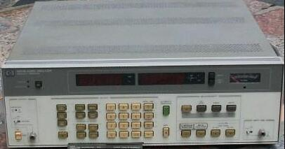 清货处理二手HP8903B音频分析仪质量可靠
