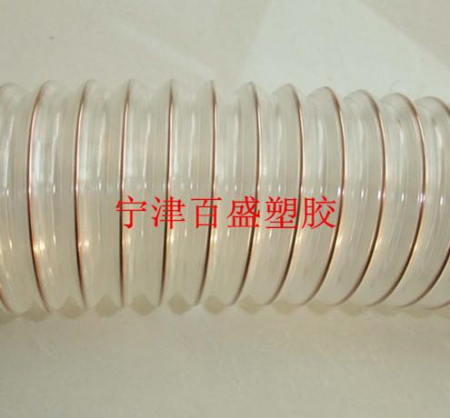 厂家直销车间排焊烟钢丝软管通风排烟管18910086206