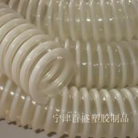 百盛厂家供应农用播种机施肥机专用施肥耐磨PU塑筋管厂家直销18910086206 施肥机管