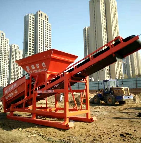 厂家直销震鸣牌60型筛沙机 滚筒筛砂机 沙场筛沙设备 砂石分离机