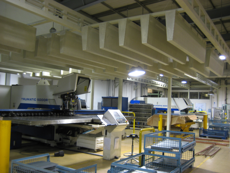 静音箱 空间吸声体 空间吸声体厂家 生产空间吸声体