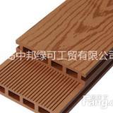 供应青岛批发木塑地板装饰材料-优质的木塑地板供货商批发安装