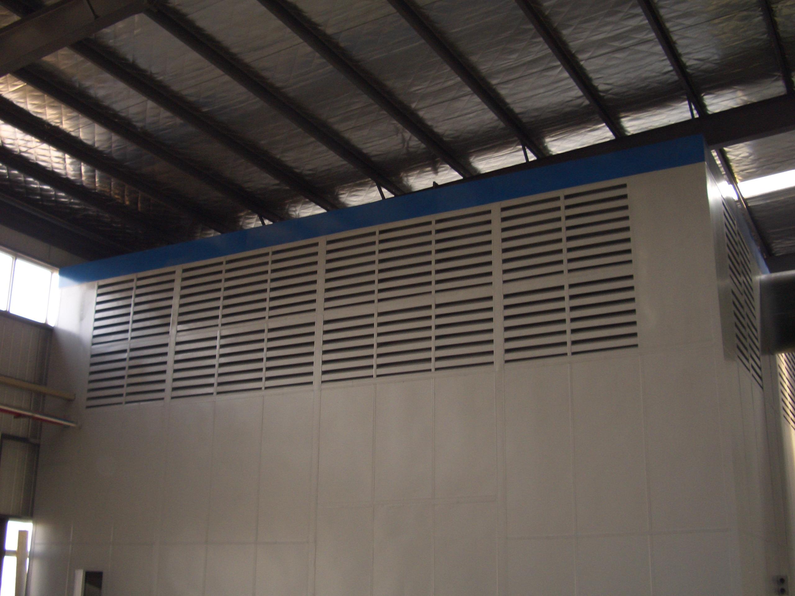 柴油发电机房噪音治理 柴油发电机房噪音治理工程公司 各大企业柴油发电机房噪音治理方案