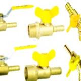 内丝外丝内外丝单口双叉铝塑管锻压黄铜燃气阀