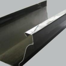 上海屋面彩铝檐沟 别墅彩铝PVC 成品檐沟.方形雨水管