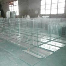 高硬度鱼缸热弯玻璃 高硬度鱼缸热弯玻璃厂家批发 广州高硬度鱼缸热弯玻璃