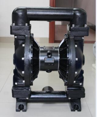 QBY型铝合金隔膜化工泵销售