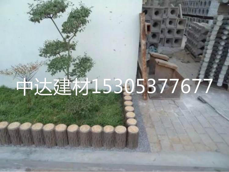 济宁批量供应水泥仿木栏杆水泥仿木护栏