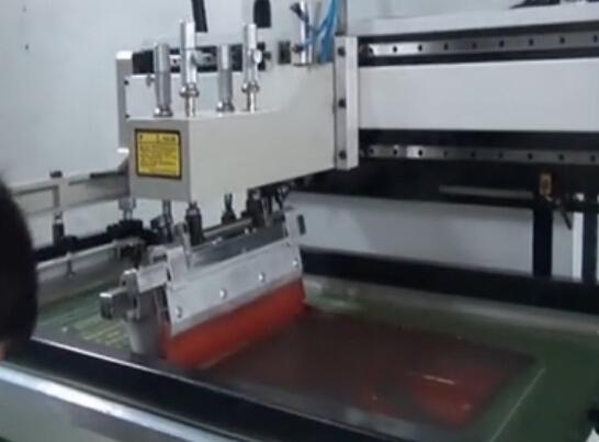 单色四分之三自动丝网印刷 凹版四分之三自动丝网印刷 单色四分之三自动丝网印刷机