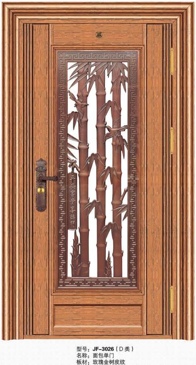 3#工艺面包单门,面包门,拼接门,不锈钢门厂家