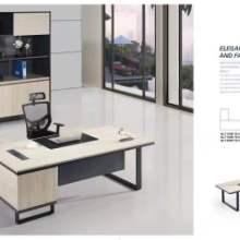 办公家具办公桌椅简约现代屏风组合 办公家具简约现代板式大班台电脑单 办公家具简约现代板式大班台电脑桌