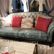 办公茶几组合简约现代沙发图片